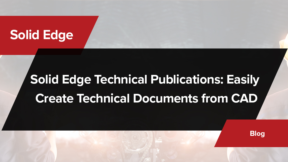 How do you easily create interactive, compelling technical documentation directly from your CAD models? Solid Edge Technical Publications is the solution. Read more... https://t.co/TDYyj0WeSK For more email to info@prolim.com  . . . #SolidEdge #TechnicalPublications #CAD https://t.co/DSukoW7nOd
