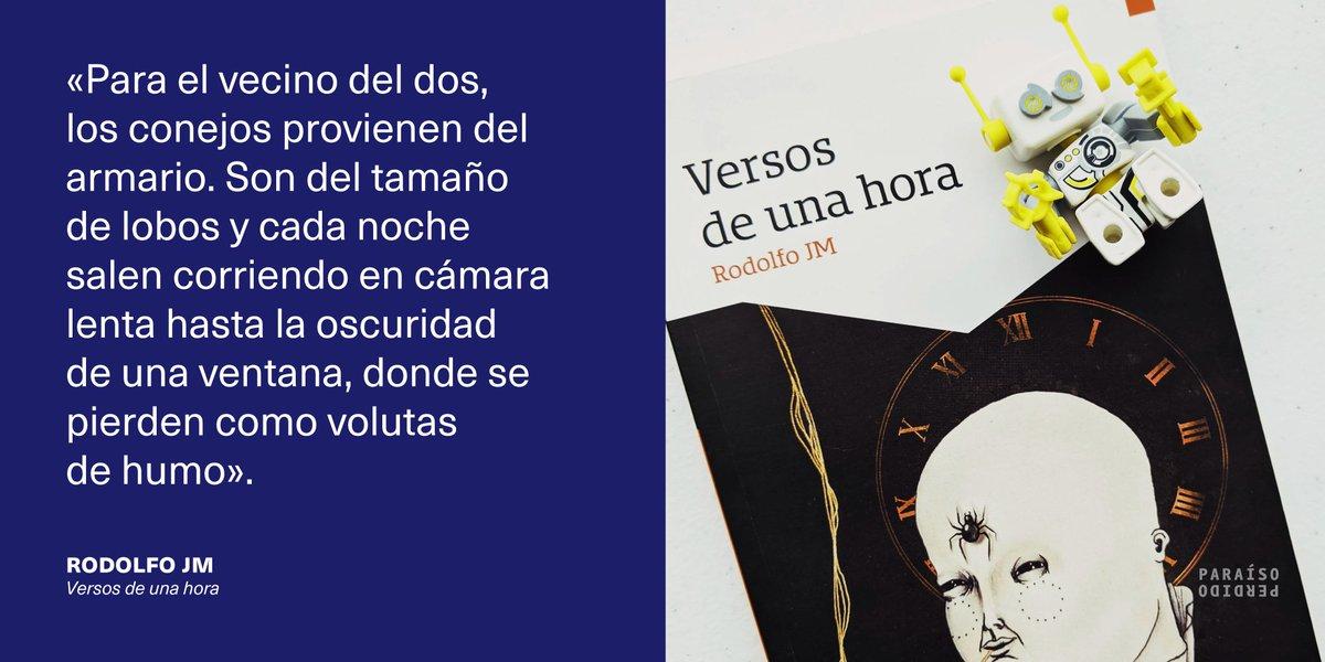 Libros que se guiñan con otros. #EncuentraParaísoPerdido ·⠀ #Quote #cita #VersosdeunaHora #creative #graphicdesign #graphics #creative #bookteraphy #TerapiaLectora #editorialesindependientes @RodolfoJM https://t.co/GyfEIgAmLy