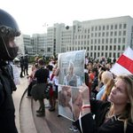 Image for the Tweet beginning: Hviderusland lukker grænserne mod EU-nabolande