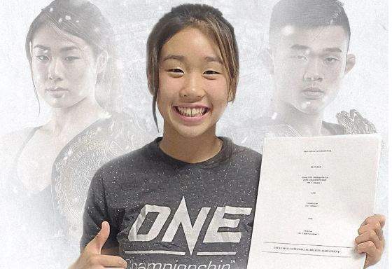 ONE Championship Signs Teenage Prodigy Victoria Lee To Contract - https://t.co/OBcluOY9WY #AngelaLee #OneChampionship #VictoriaLee https://t.co/heGKKMPRdk