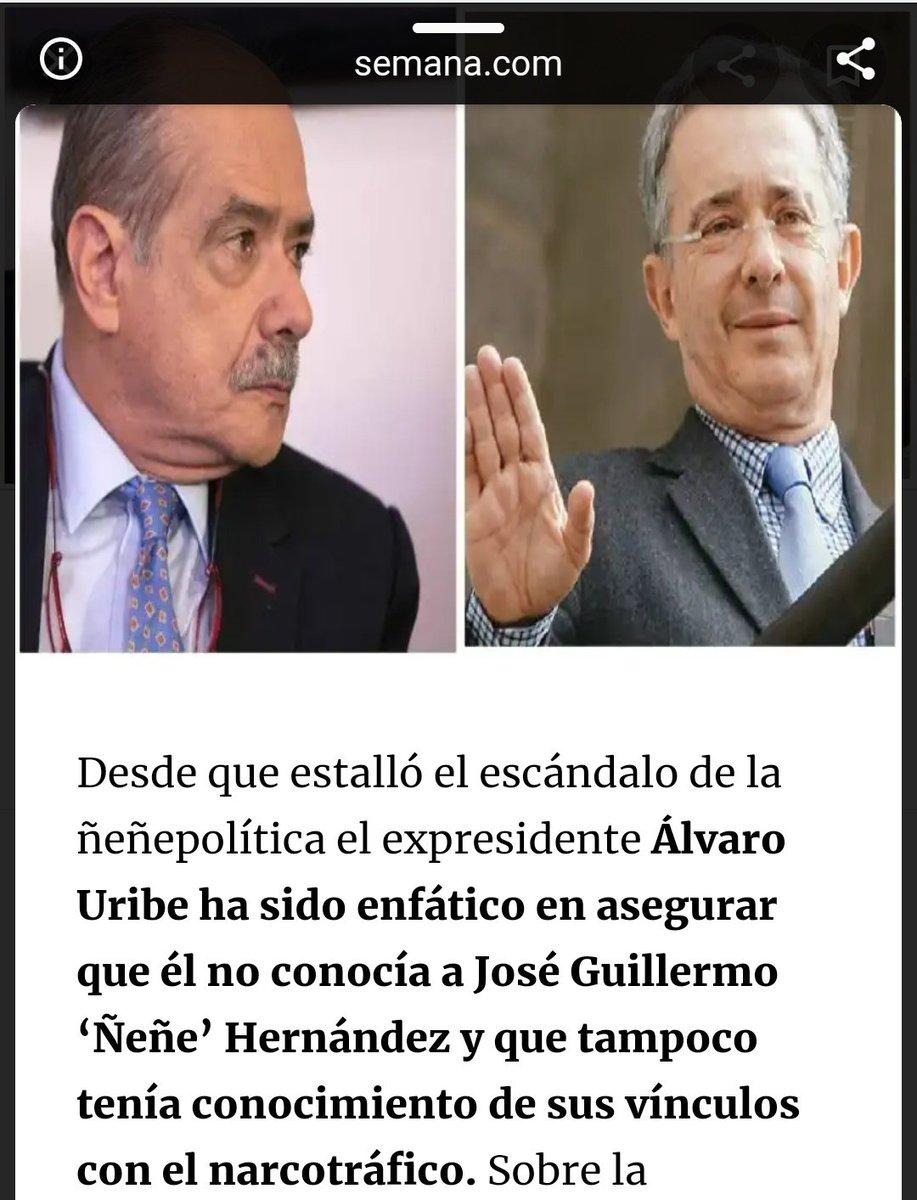 Desde que @HELIODOPTERO destapo el escándalo de la Ñeñepolitica a estado en la mira de Uribe y sus secuases hoy le dictan orden de captura al periodista que con valentía se atreve a desafiar y desenmascarar a la red de corrupción que existe en el País El uribismo #GonzaloLibre https://t.co/qkM15JmkxH