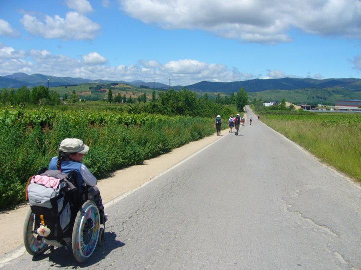 Memories of travel 🌍  Unforgettable Camino de Santiago on wheels ♿️  https://t.co/6PPay8KzGU  #read #camino #blog #theway #santiagodecompostela #spain #disabled #access #trail #travelers #comunity #disway #web https://t.co/NqGW29z7Rc