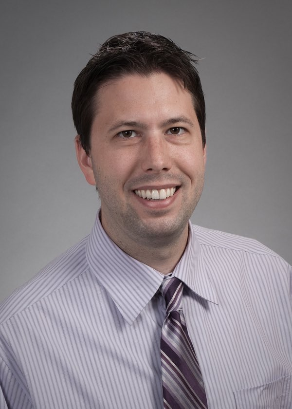 "Meet our PD Dr. Mark Kilgore! A previous UW resident + fellow from 2010-2015. His advice to residents:  ""Be patient, and relax. Your time in training is just a blip in your career"" Can you guess which is his training photo?  #throwbackthursday #tbt #pathology #residencylife https://t.co/qaPahcANg8"