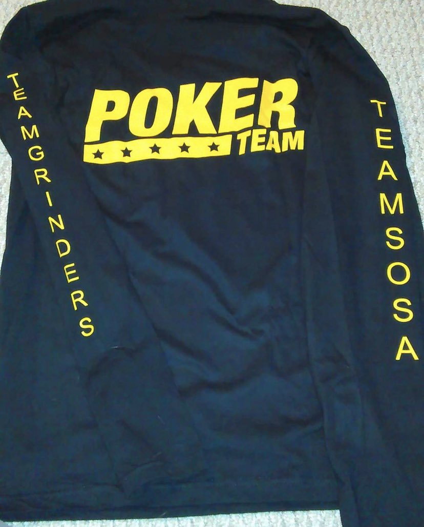 The poker season grind will be much better with a sponsor heading into 2021. Live tournaments and online!! #TeamSosa is back! Feels good to have a sponsor for the year!! https://t.co/J7TaKOxxbP