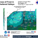 Image for the Tweet beginning: A chilly stretch of weather