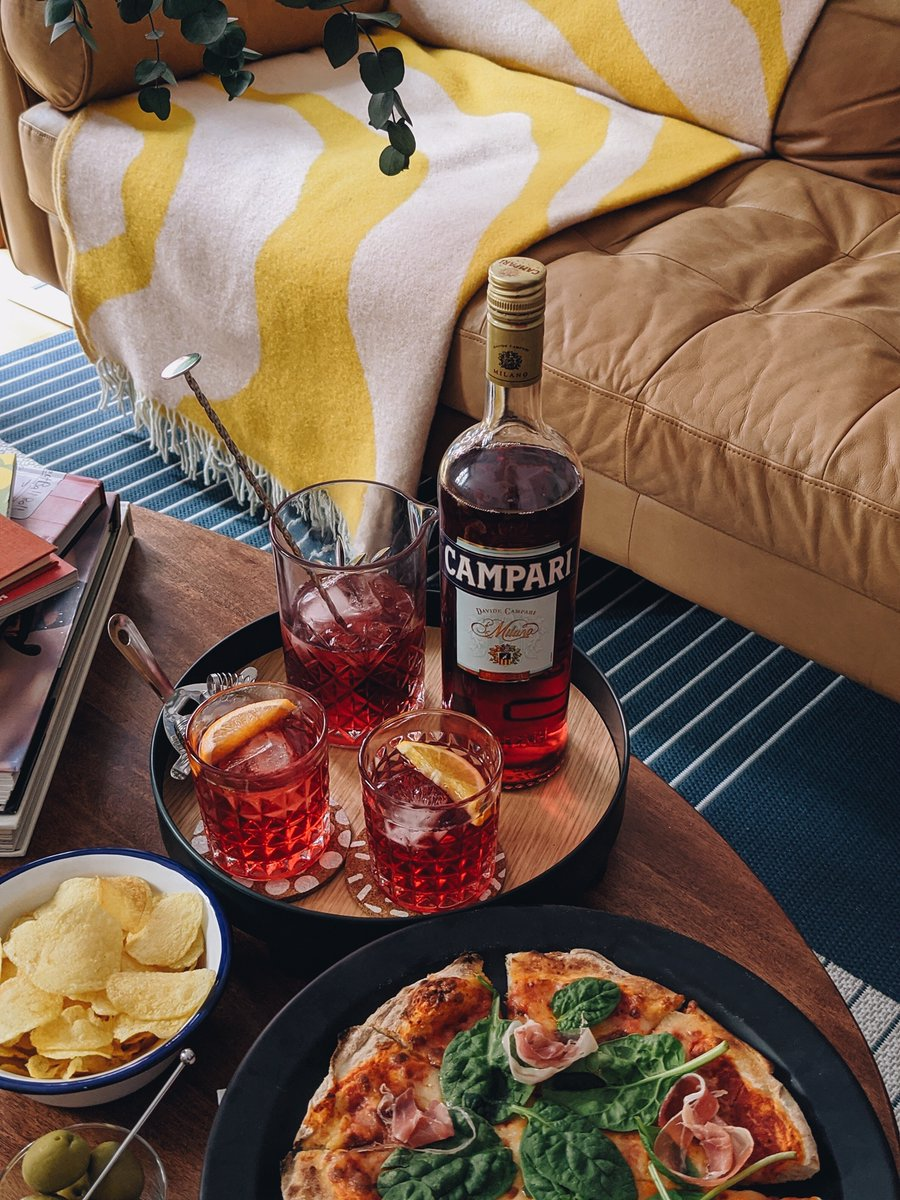 This year we've partnered with @imbibe for 2020 Negroni Week to help support hospitality workers affected by the global pandemic. Toast your favorite bars and restaurants with a #Negroni and donate to an organization here: https://t.co/dLJCoZkntZ  📷 : @andreannu https://t.co/Gh2hQRZMP4