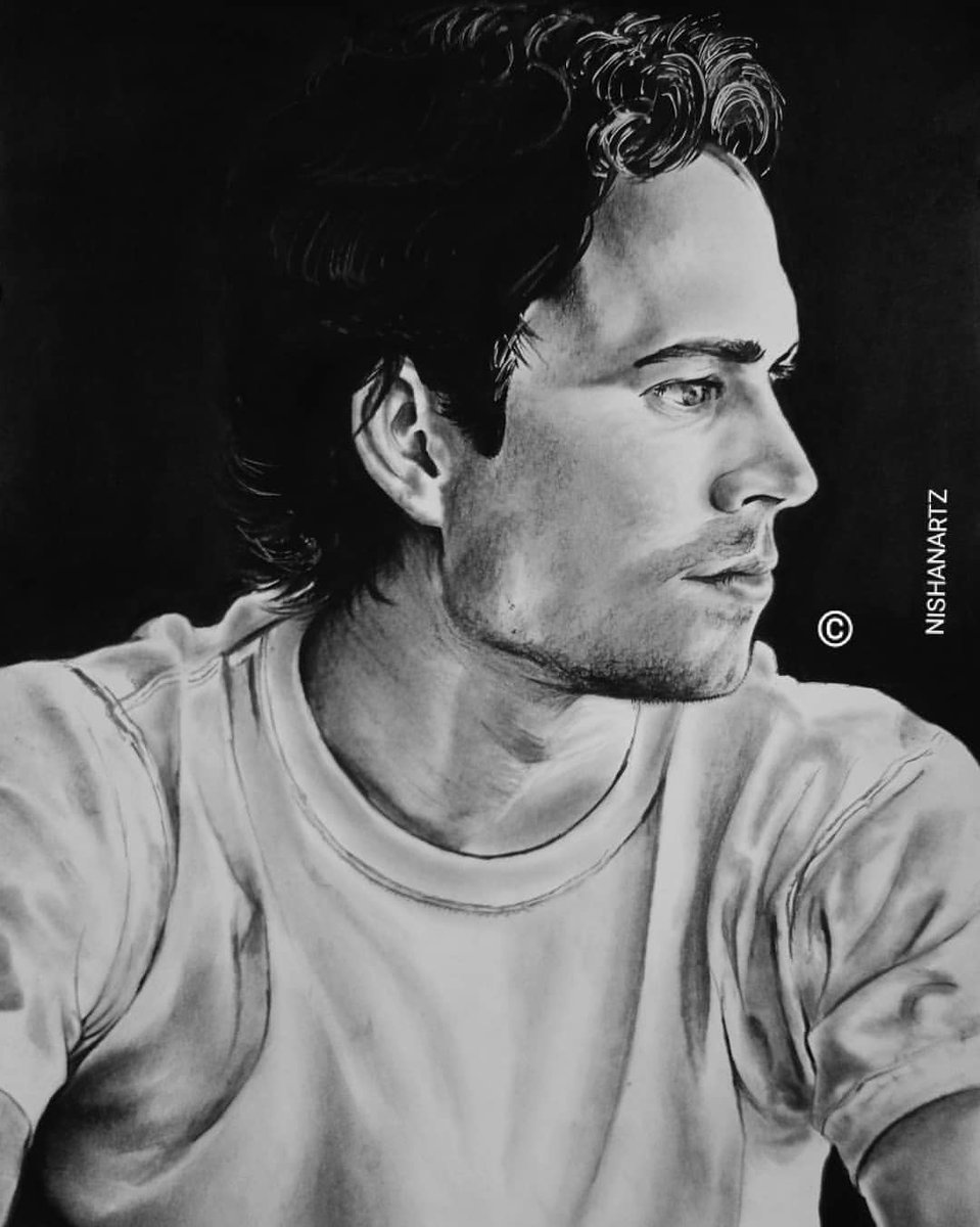 What was the first movie you saw Paul in?   ✏️: @nishanartz (IG) #FanArtFriday #TeamPW https://t.co/RiIpop4aGk