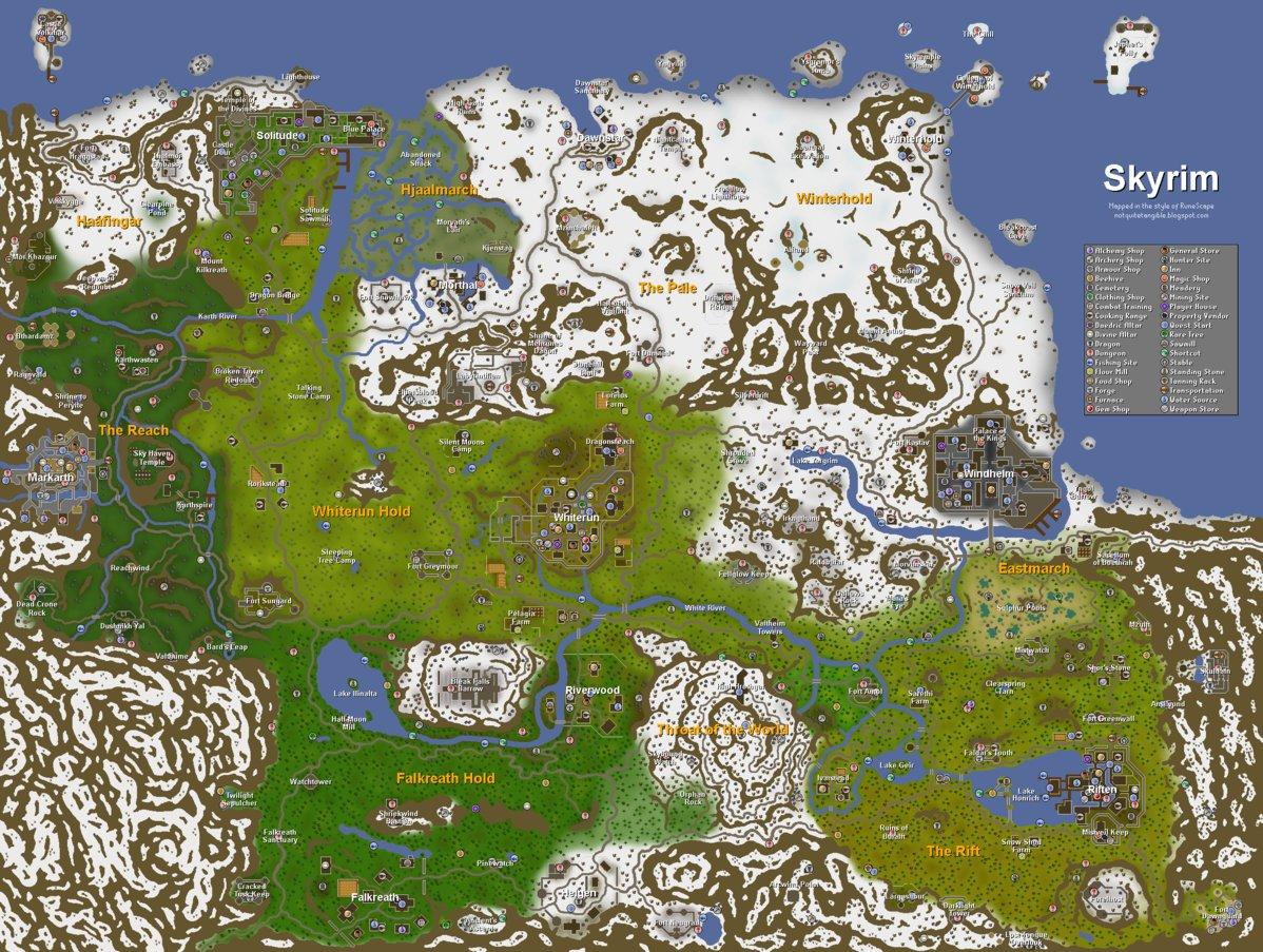 Osrs Map