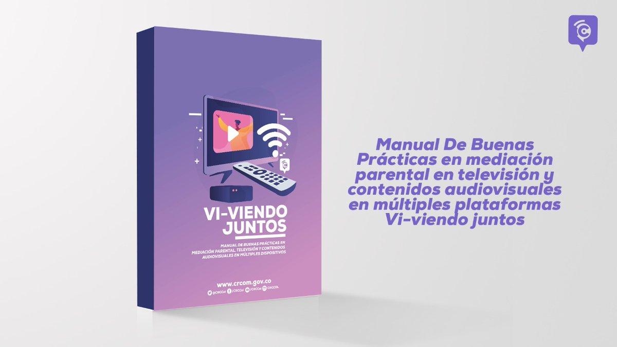 Publicamos el #ManualDeBuenasPrácticas Vi-Viendo Juntos https://t.co/IaaRJf8eYQ https://t.co/iJA9maoxFQ