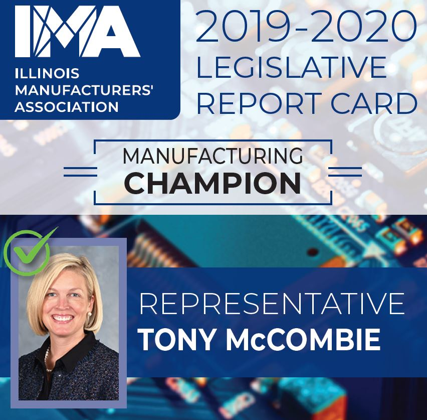 The IMA thanks State Representative @mccombieforilli for being a Champion of #Manufacturing in Illinois!  https://t.co/zs3Y4QHfUf https://t.co/eicNnLcaTM