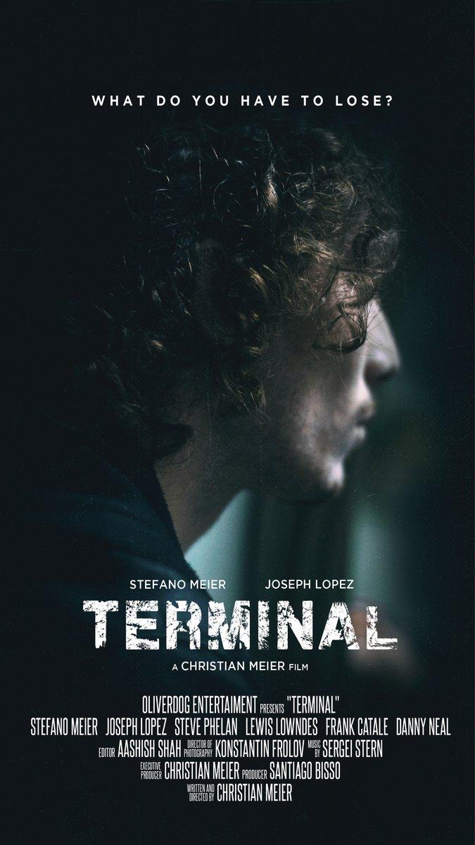 Ya pueden escuchar aquí https://t.co/Sp2NdBFHNI el soundtrack de @TerminalMovie   compuesto por el gran @SergeiStern  (Gotham, etc) https://t.co/rU7OzA95Zj