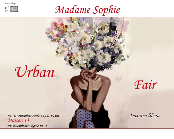 Pe 19 si 20 septembrie sunteti așteptati la Urban #Fair, la Maison 13 din #Bucuresti, pentru un eveniment de shopping alternativ și urban! #targurisiexpozitii #Romania #AgendaExpo  ▶️▶️▶️ https://t.co/BvNzNfSsqC https://t.co/miA3BLEdkv