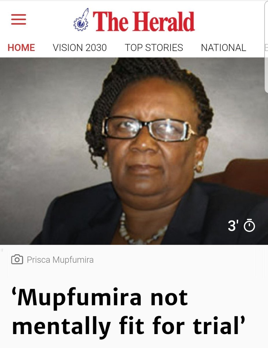 Mai Mupfumira squandered the hard earned taxpayers money & left them pensionless & walkedscot-free claiming she was mentally unstable to stand trial,the next day she was seen twerking for ED at a ZanuPF Congress,but ana Matigary vakati Mwii-they only vukura about opposition 🤷🏽♀️