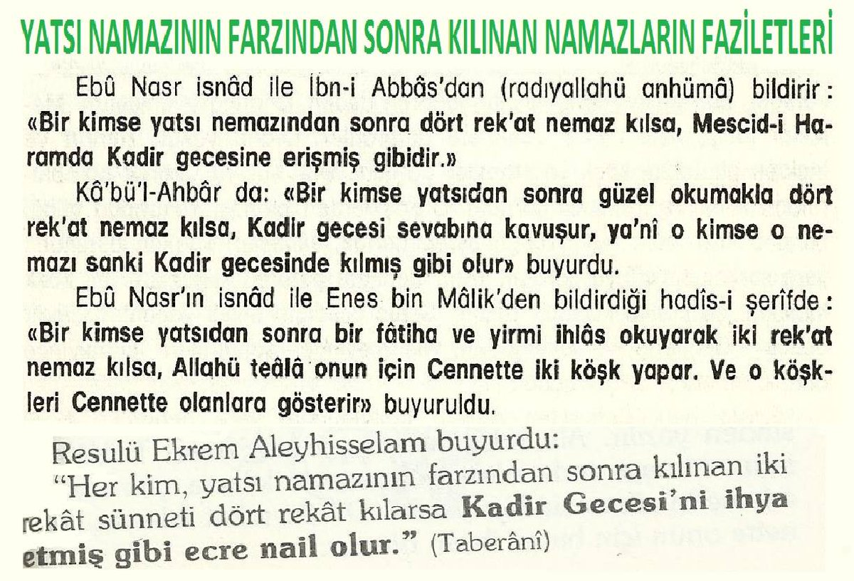 #namaz #abdest #kadirgecesi #faziletler #cennet #kabir #LALEGÜLTV #SEMERKANDTV #Nihathatipoğlu #Cübbeliahmethoca #dualar #zikirler #MAHMUDEFENDİHZ #dini #islam https://t.co/xMpJO9aQhR