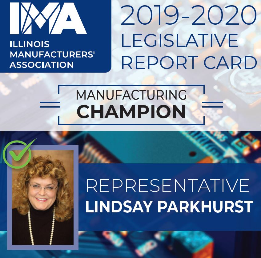 The IMA thanks State Representative @RepParkhurst for being a Champion of #Manufacturing in Illinois!  https://t.co/zs3Y4QHfUf https://t.co/XvsMKT5YS1