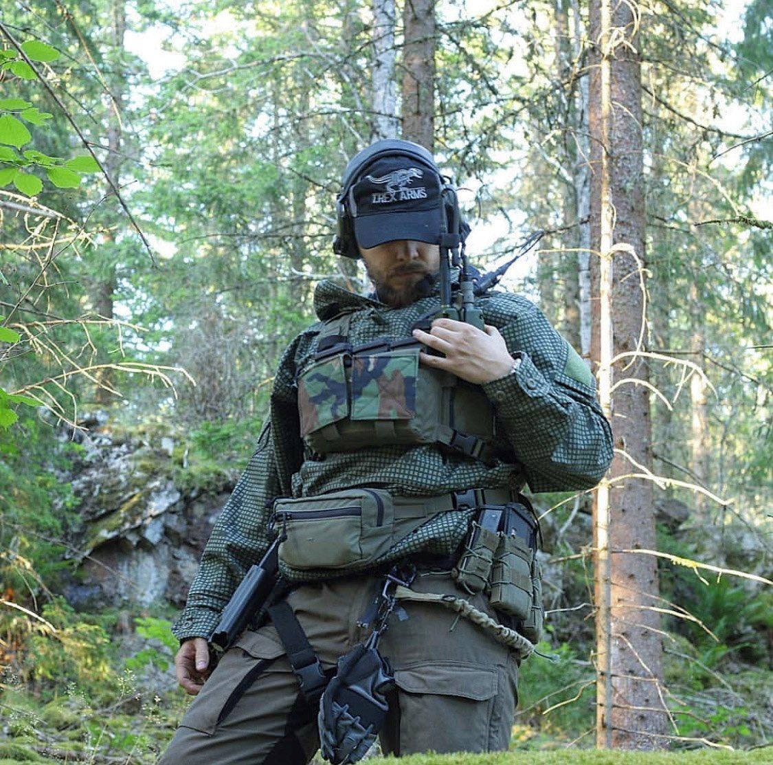 Time to radio in to announce: hunting season is amongst us. Are you ready? |📷: @rikard.nordicviking|  • • • #taco #highspeed #highspeedgear #HSGI #theoriginaltaco #OGTaco #realworld #hunting #shooting #huntingseason #rifle #rifles #shotgun #hunter #hunterxhunter https://t.co/VcfTBCd1oZ