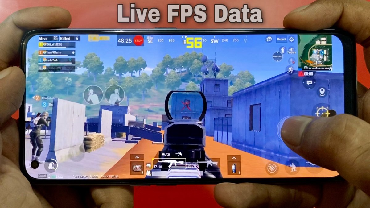 Realme 7 Pro PUBG GAMEPLAY Review | Live FPS DATA | Smooth + Extreme https://t.co/Bxj2BA21sI via @YouTube https://t.co/yTPAFFDsZl