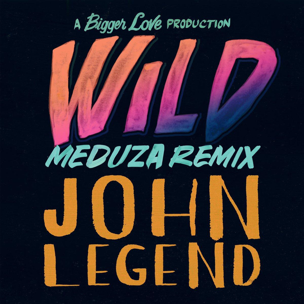 New @meduzamusic remix of my song #Wild out now! found.ee/wildremix