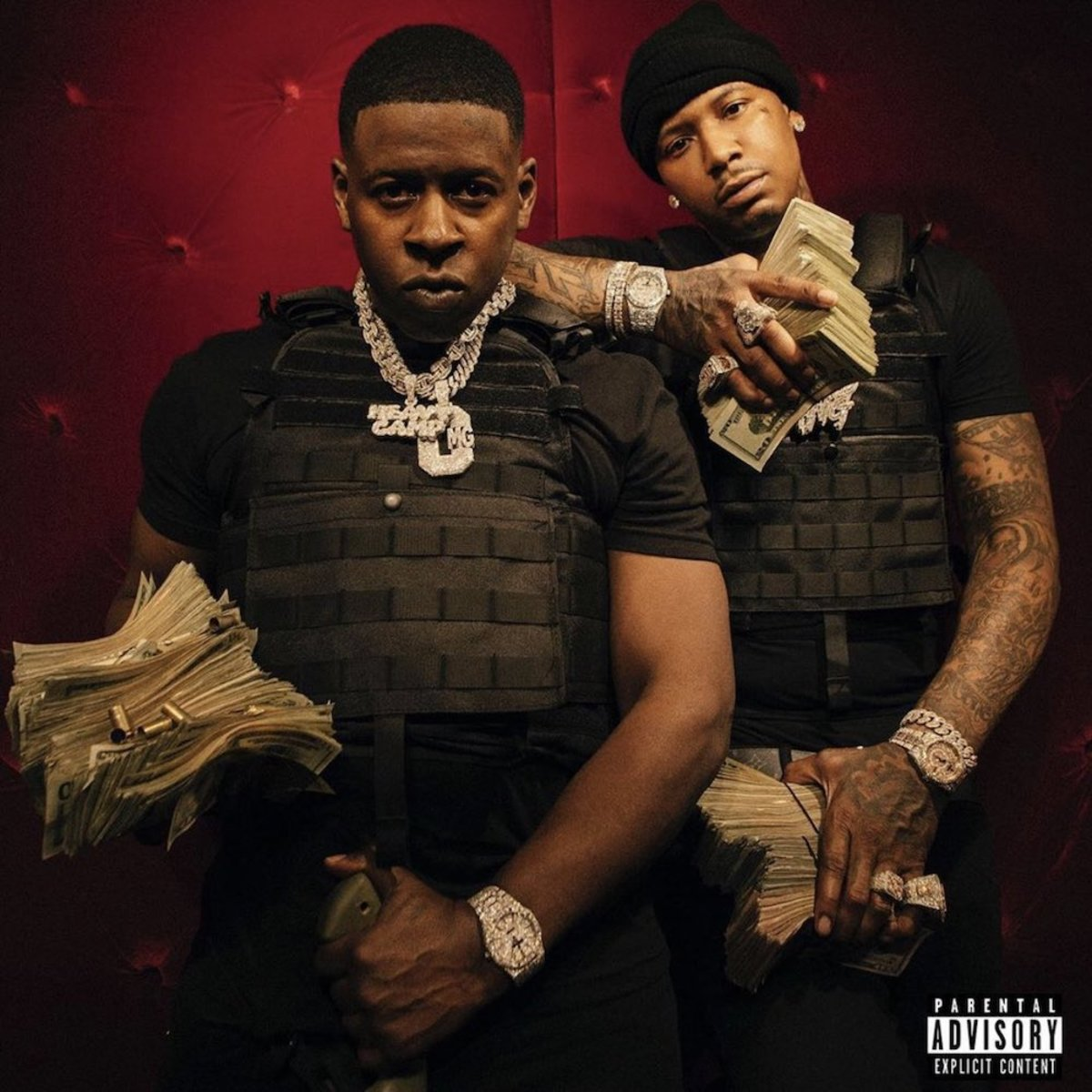 .@MoneyBaggYo and @BlacYoungstaFB drop joint project 'Code Red':  https://t.co/LGGKN5f6mO https://t.co/FgyiBmabwv