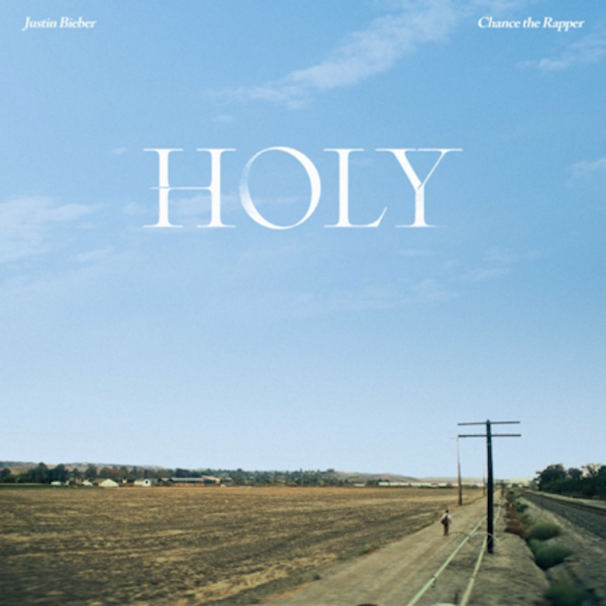 """.@justinbieber drops new single """"Holy"""" f/ @chancetherapper: https://t.co/VZHAc4bj7E https://t.co/RlWkW7FXbW"""