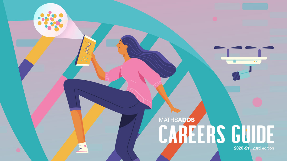 Looking for some ideas to help your students with #STEM careers check out our new Careers Guide #CHOOSEMATHS #MathsAdds  @DiscoverAMSI  #MathsTalk #PrimarySTEMchat #MTBoS https://t.co/smZ68CKJZZ https://t.co/UhYadoM1yT