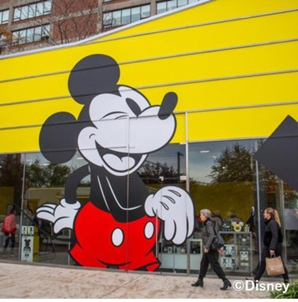 """「ミッキーマウス展」六本木で、世界的アーティストの""""ミッキーマウス""""アートが初上陸 -"""