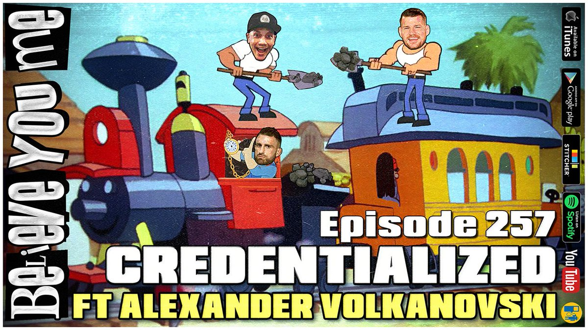 It's a BRAND NEW Believe You Me podcast with  @Bisping and @luisjgomez talking #UFCVegas11, the Chandler signing, @alexvolkanovski drops in to talk what's next and so much more!  Click the link to watch the video or listen on your favorite podcast player!  https://t.co/3zQRzcpafC https://t.co/3DME26QV6r