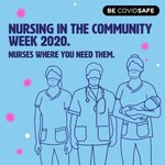 Image for the Tweet beginning: Happy Nursing in the Community