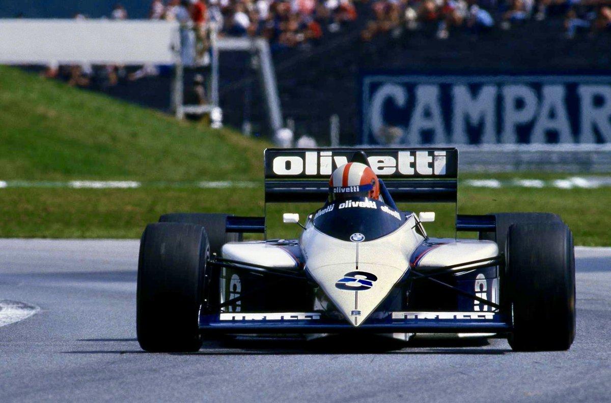 Switzerland's Marc Surer turns 69 today. He raced for Brabham at the 1985 Adelaide Grand Prix. #F1 #Adelaide https://t.co/eT4utweJBB