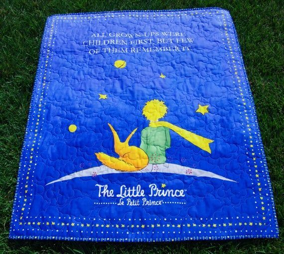 #LittlePrince #Quilt #babyboy #toddlerboy #babygirl #ToddlerGirl #Minky #Quilt #BabyShower #Birhtday #Naptime #keepsake #freeshipping to US https://t.co/s61QFVfGn6 https://t.co/OW4mNs556c
