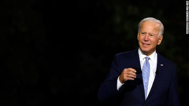 Joe Biden says at a CNN town hall he benefited from white privilege, a contrast to President Trump's answer when Bob Woodward asked him the same question https://t.co/b1l1sRDhCp https://t.co/IH6jqA0STL