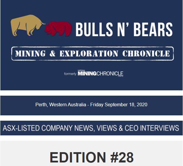 https://t.co/VHvnbhqAVw  Edition #28 Mining & Exploration Chronicle has been unearthed.  #ASX #ASXNEWS #BULLSNBEARSWA #MININGWA #THEWESTAUSTRALIAN #MININGNEWS #NMC  $SIH $MKG $VIC $88E $MEU $ADX $NTU $MRC $SGQ $AVZ $AAR $GRL $CAD $HRZ $KAI $NVO $CRL  $LEX $CAI $TAR $CBE https://t.co/tLmYce423E