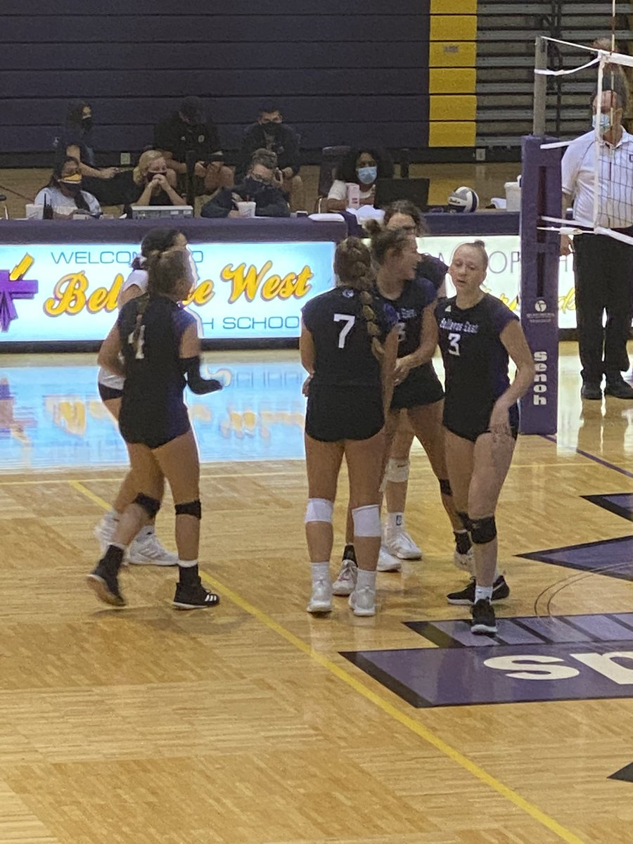 Great work by both @BEASTVB and @B_W_VolleyballI. I am so proud of the efforts by ALL of our students to remain healthy and allow our student/athletes to stay in the game! #bpsne #TeamBPS #StrongerTogether #ChampionsforChildren https://t.co/hqkc6k608i