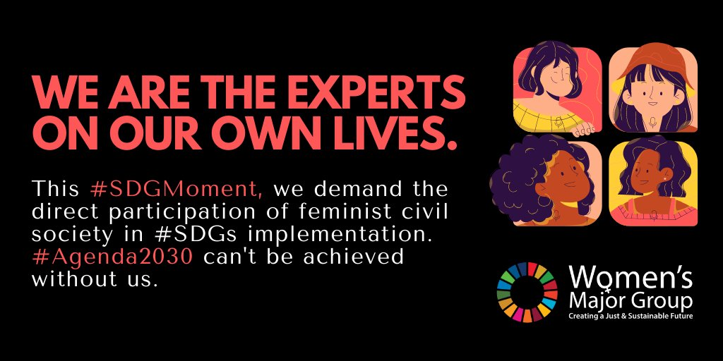 #GenderEquality cannot be reached while gender-based violence grows. #COVID19 increases the risk of #GBV, especially for marginalised women & girls. We need social norms to change & for that comprehensive & #inclusive #genderdata  #UNGA #SDGMoment #FeministsWantSystemChange #SDGs https://t.co/btIqNcb2Ir