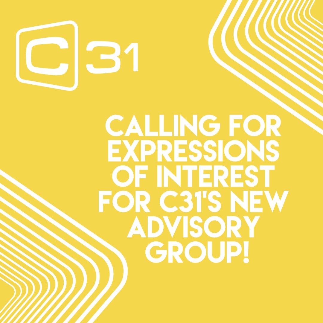 C31 is inviting expressions of interest for our new Advisory Group! If you have a lived experience as a member of the Culturally and Linguistically Diverse (CALD) community, we'd love to hear from you! To apply or learn more, click here: https://t.co/HMQbjpbINy https://t.co/ksSLj4isuA