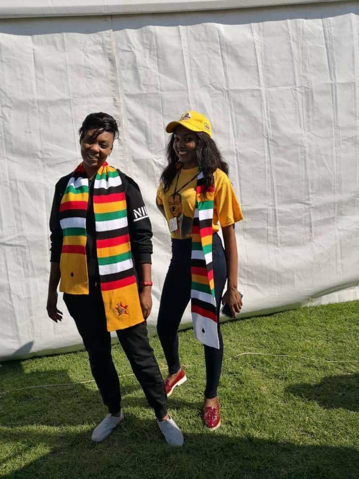 Good morning ZANU PF members‼️ Our party shall lead forever.