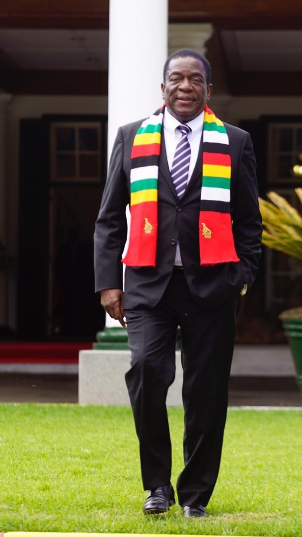 One fine President.