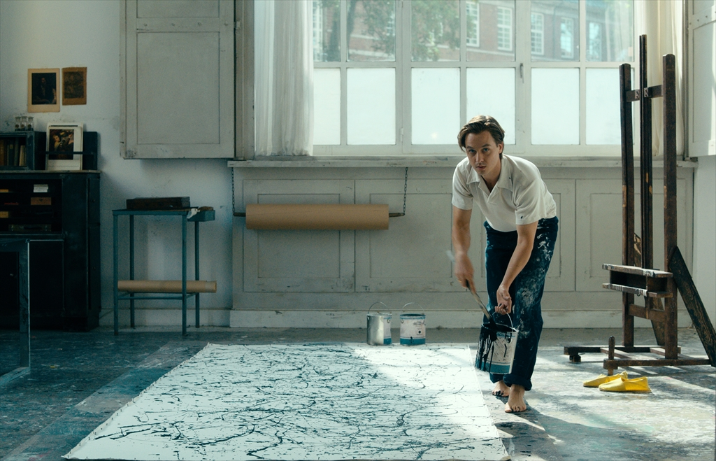 【銀座 蔦屋書店】現代美術界の巨匠 ゲルハルト・リヒターをモデルにしたドナースマルク監督最新作、映画『ある画...