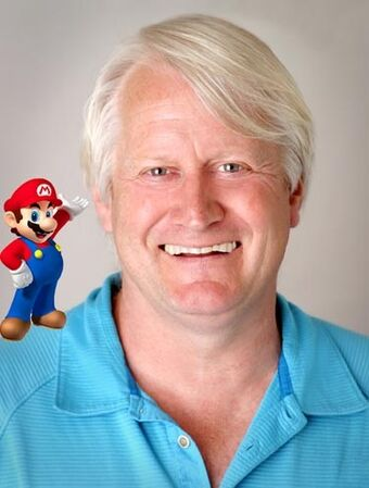Happy Birthday to the voice of Mario and friends, Charles Martinet!