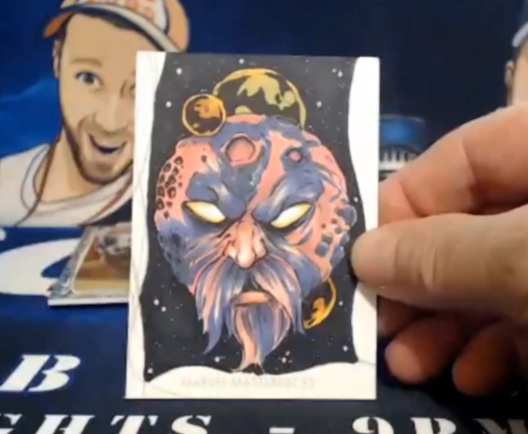 Every. Single. Card from  @UpperDeckSports  Marvel Masterpieces deserves it's own tweet!  This set featuring artist Dave Palumbo is incredible.  RT & Watch Live to enter to win hits: https://t.co/EsfT3Azz10   #Collect #TheHobby #Marvel https://t.co/f92lVr6OqM