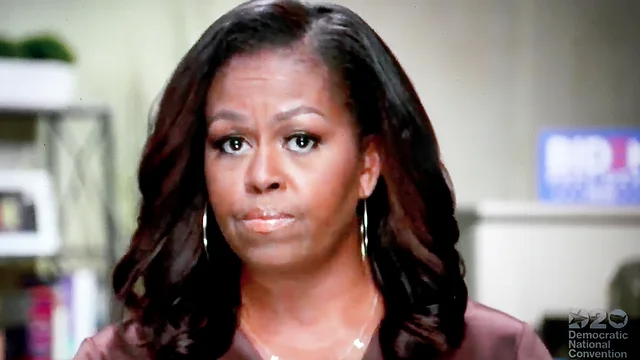 """Michelle Obama says she and Barack """"could've never gotten away with"""" what the Trump White House does https://t.co/AdWx5C10rd https://t.co/ITfhmh4eRa"""