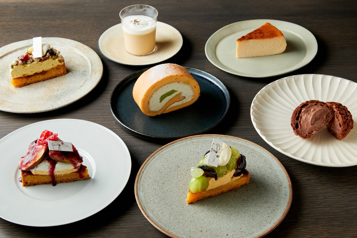 [New Open]日本橋兜町【Pâtisserie ease】が、伊勢丹新宿店に新ブランド【repos by Pâtisserie ease】を9/23(水)10...