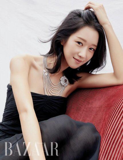 Seo Yeaji will be the cover for Harper's Bazaar October Issue 2020!  #SeoYeaJi #서예지 #CameliaCollection #CHANEL #HARPERSBAZAAR