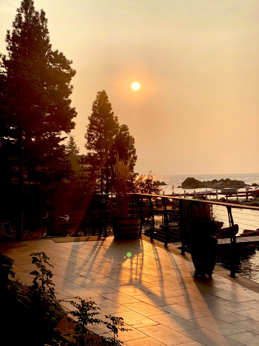 Spending my release day in Lake Tahoe and it's f*cking beaauuuuutiful!