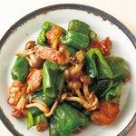 Image for the Tweet beginning: 【みんなのきょうの料理】 #Instagram でビギナーズ向けレシピ情報投稿中!  今日のレシピは、河野雅子さんの「ピーマンと鶏肉のソース炒め」です。 ぜひチェックしてみてください!   #きょうの料理 #河野雅子 #レシピ #ビギナーズ