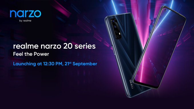 Realme Narzo 20 Series: Complete Specifications, Price