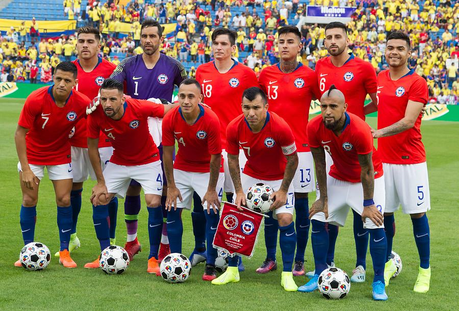 La Roja podrá contar con sus estrellas de ligas extranjeras para el inicio de las eliminatorias https://t.co/949HIniMbw https://t.co/JKWWNJGXPA