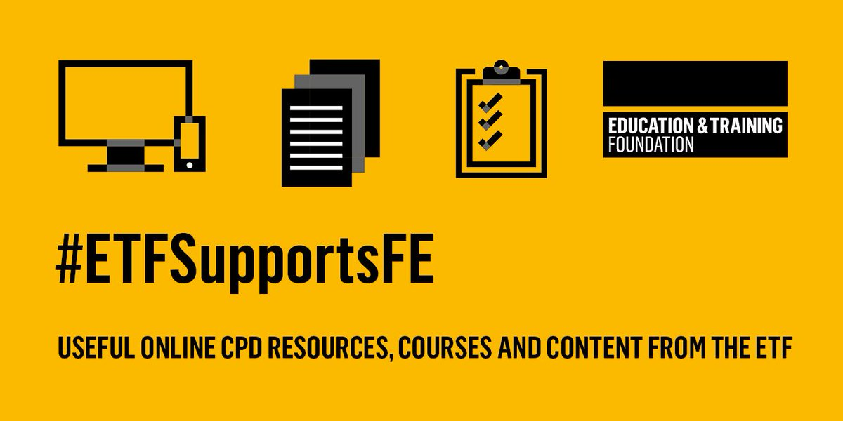 The monthly Centres for Excellence in #SEND newsletter brings you all the latest news and activities from the three Centres, as well as highlighting the Foundation's SEND CPD opportunities. Access the latest newsletters here: https://t.co/7vtIwLeFCR #ETFSupportsFE https://t.co/jGYPlbjci2