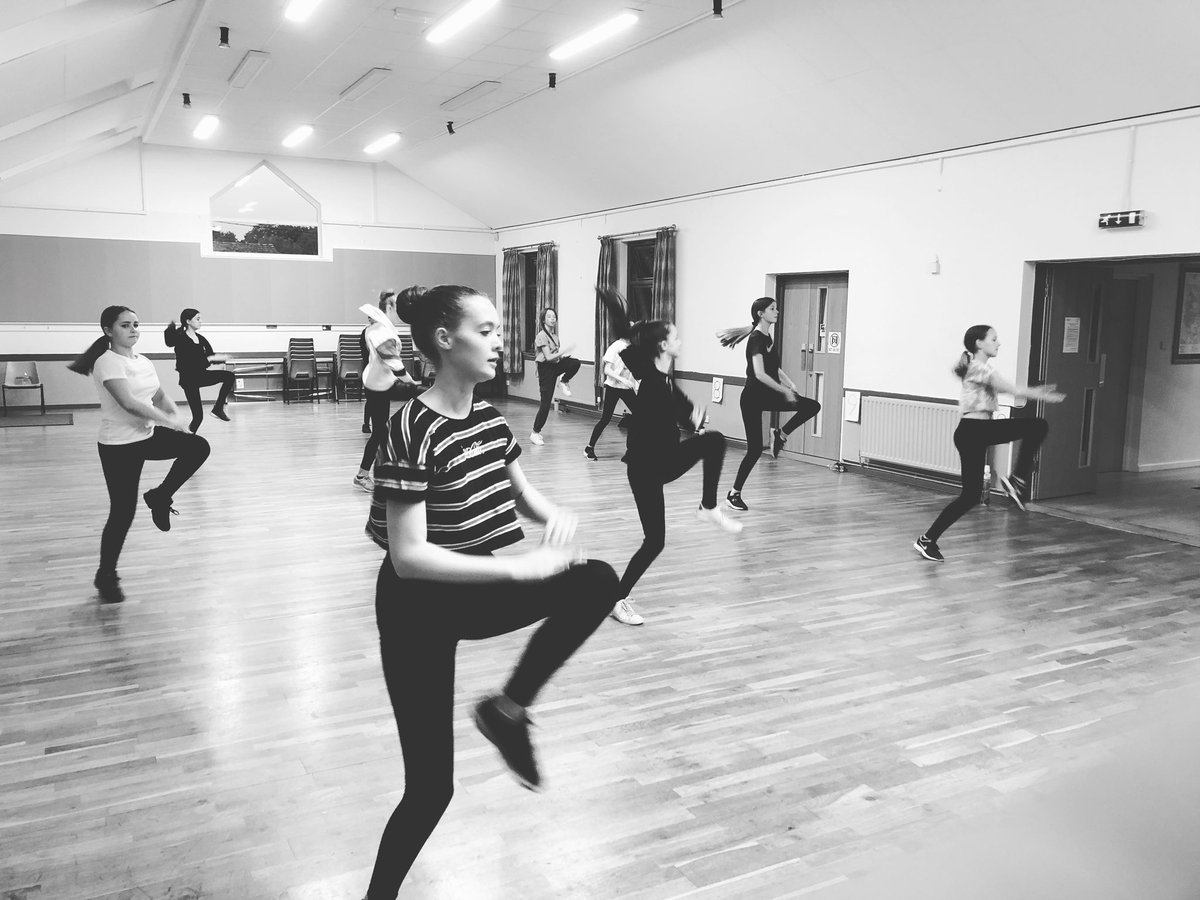 @TheIDTA Here at Spinners Dance Studio we're getting into dance again. Oh yes we are 👍🏼 and we're having an amazing time #Freestyle https://t.co/OptHNYQnZX