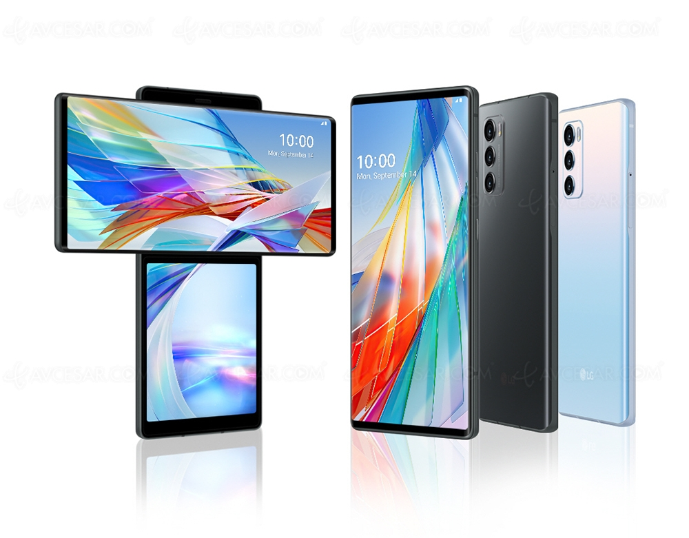 LG Wing, approche inédite du smartphone : fonction Gimball et double écran rotatif @LG_France @LGElectronics #IFA20 #IFA2020 #android #lgwing #Wingphone #smartphone #innovation #technology https://t.co/LSkMfMGWj1 https://t.co/rQyKzy8hPi
